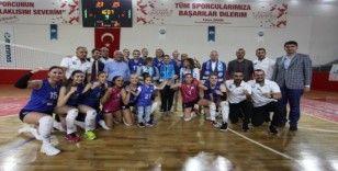 Merinosspor ilk maçında Antalyaspor'u mağlup etti