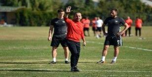 Denizlispor, Fenerbahçe maçı hazırlıklarına başladı