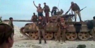 Mümbiç'in batısındaki iki köy teröristlerden temizlendi