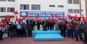 Şahinbey'de çiftçilere gübre dağıtıldı