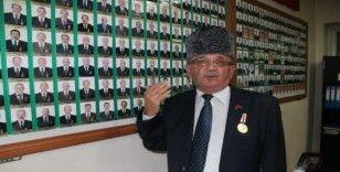 Kıbrıs gazisinden KKTC Cumhurbaşkanına sert eleştiri
