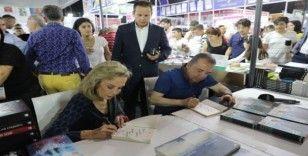 10. Antalya Kitap Fuarı iki gün 45 bine yakın kitapseveri ağırladı
