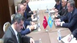 Türk Konseyi Dışişleri Bakanları Toplantısı başladı
