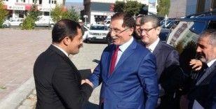 """Kamu Başdenetçisi Malkoç: """"Ardahan'da projelerin hayata geçmesiyle Türkiye dışarıdan hayvan ithal etmeyecek"""""""