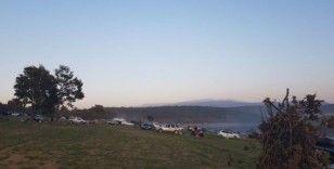 Bursa'da piknik alanları doldu, taştı!
