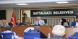 Battalgazi Belediyesi stratejik planı görüşülerek onaylandı