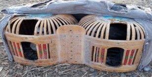 Elazığ'da usulsüz avlanan 1 şahıs yakalandı