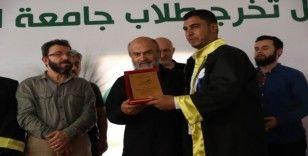 Şam Üniversitesi ilk mezunlarını verdi