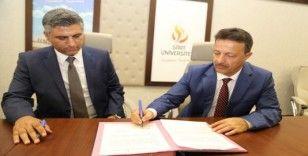 Siirt'te tarım ve hayvancılık alanında işbirliği protokolü imzalandı