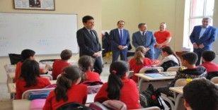 İl Milli Eğitim Müdürü Ulusan Çorlu'daki okulları inceledi