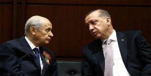 Cumhurbaşkanı Erdoğan, MHP Lideri Bahçeli'yi aradı