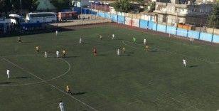 Kahta 02 Spor 1-0 Malatya İdman Yurdu