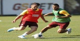 Galatasaray'da Sivasspor maçı hazırlıkları sürüyor