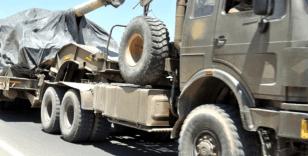 Suriye Milli Ordusu, El Bab'tan Mümbiç'in kuzeyindeki cephelere sevkiyatını sürüyor
