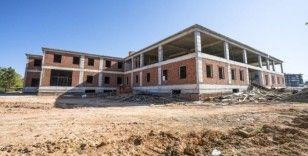 İtfaiye Merkezi  önümüzdeki yıl tamamlanacak