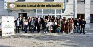 Bilecik'te 'GençBizz Lise Girişimcilik' programı düzenlendi