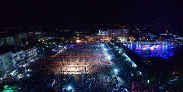 Milli heyecan Atatürk Kent Meydanı'nda yaşanacak