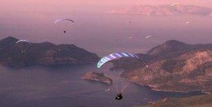 20. Uluslararası Ölüdeniz Hava Oyunları Festivali başladı