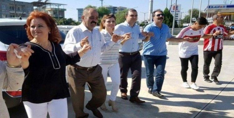 Nazilli'de yaşayan Sivaslılar bir araya geldi