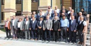 Kütahya İl Genel Meclisi'nden Barış Pınarı Harekatı'na destek