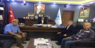 Bağımsız Türkiye Partisi'nden Başkan Tekin'e ziyaret