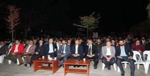Gebze'de milli maç heyecanı kent meydanında yaşandı