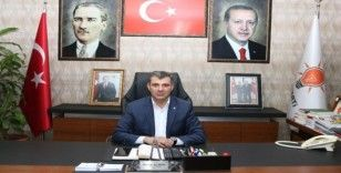 İl Başkanı Altınsoy israfa dikkat çekti