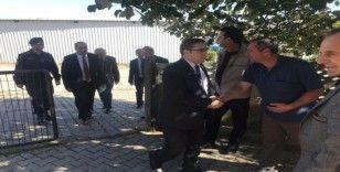 Muratlı'da güvenlik toplantısı