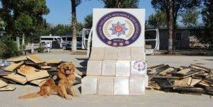 120 milyon liralık uyuşturucu şüphelileri adliyeye sevk edildi
