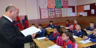 Kütahya'da İYEP kapsamında öğrenci belirleme testleri uygulandı