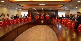 Belediye Meclisinden Barış Pınarı Harekatına destek