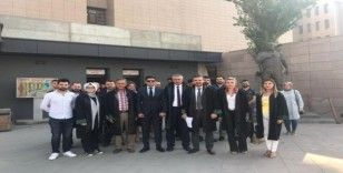 İzmir Barosu'nun harekatla ilgili açıklamalarına bir tepki de HUDER'den