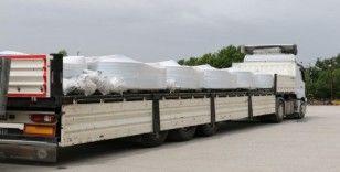 Erzincan'da 50 çiftçiye süt soğutma tankı dağıtıldı