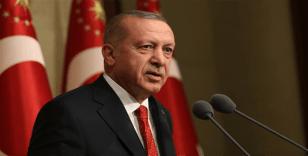 Erdoğan: Hedeflerimize ulaşana kadar devam edeceğiz