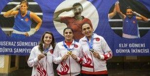 Busenaz Sürmeneli: Olimpiyat kotası kesmez, madalya lazım