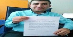 Erzurum'dan CHP'li Tanrıkulu hakkında suç duyurusu