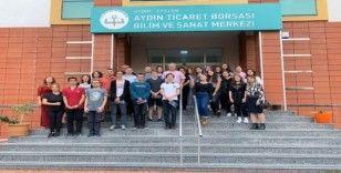Aydın BİLSEM'de 'Erasmus Days' etkinliği düzenlendi
