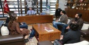 Odunpazarı Belediyesi'nden gençlere örnek destek