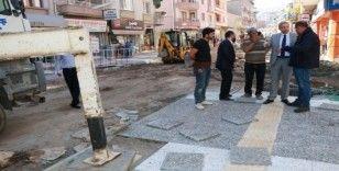 Simav'da 'Caddeler prestij' kazanıyor