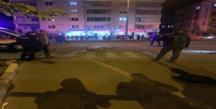 Üniversite öğrencisine çarpan araç kaçtı