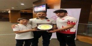 Kızılcahamam Antrenörü 2019 Yılın Antrenörü seçildi