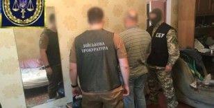 Rus ajanı, Ukrayna istihbaratı tarafından yakalandı
