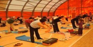 Kepez'de step ve aerobik kursları başlıyor