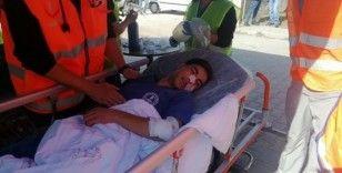 Gölbaşı Devlet Hastanesinde deprem ve yangın tatbikatı