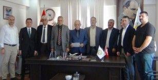 Erciş'ten 'Barış Pınarı Harekatı'na destek
