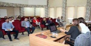 -Edremit Belediyesi personeline öfke ve stres eğitimi