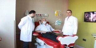 Fethi Sekin Şehir Hastanesi'nde Onkoloji servisi hizmete girdi