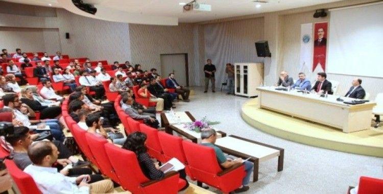 Yeni öğretim yılı öğrenci toplulukları toplantısı gerçekleştirildi