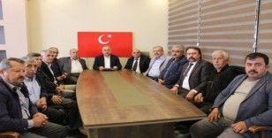 Tosya'da STK'lar Barış Pınarı Harekatına destek verdi
