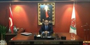Malatya Baro Başkanı  Enver Han'dan Barış Pınarı Harekatı'na destek